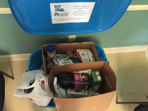 Lemoine Food Drive May